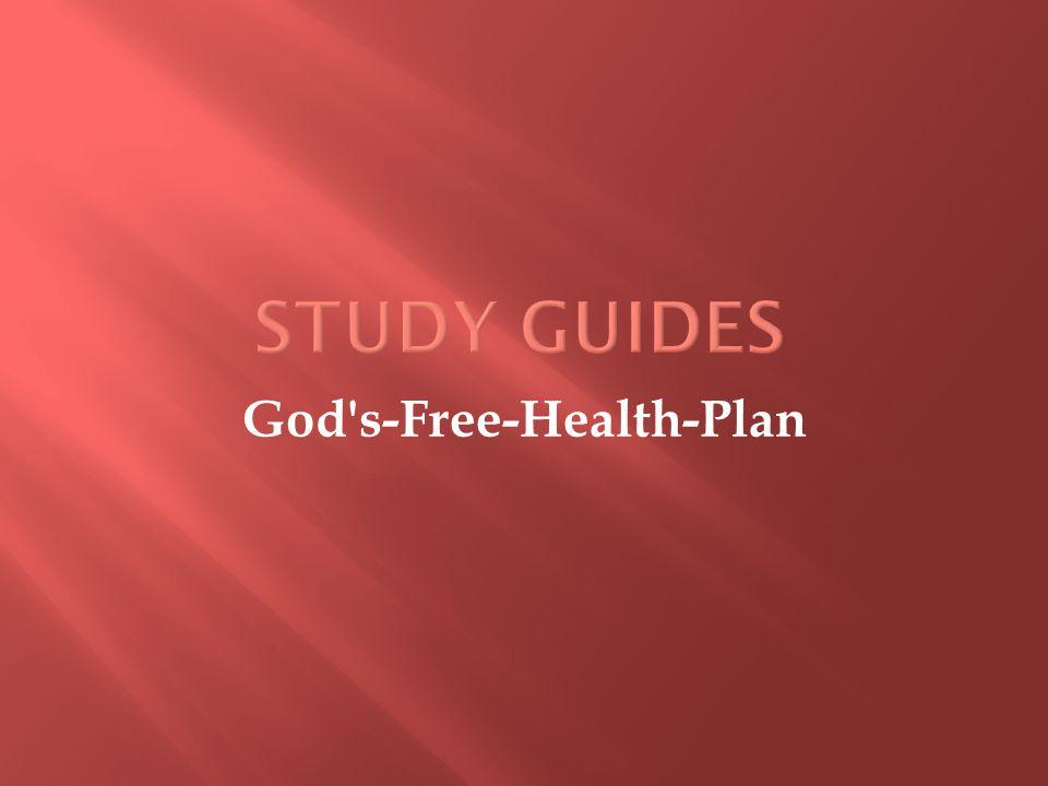 God s-Free-Health-Plan