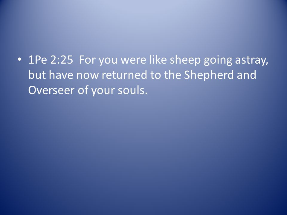 Psa 23:1 A Psalm of David.The LORD is my shepherd; I shall not want.