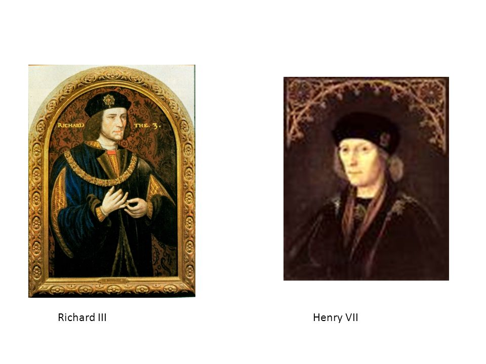 Richard IIIHenry VII