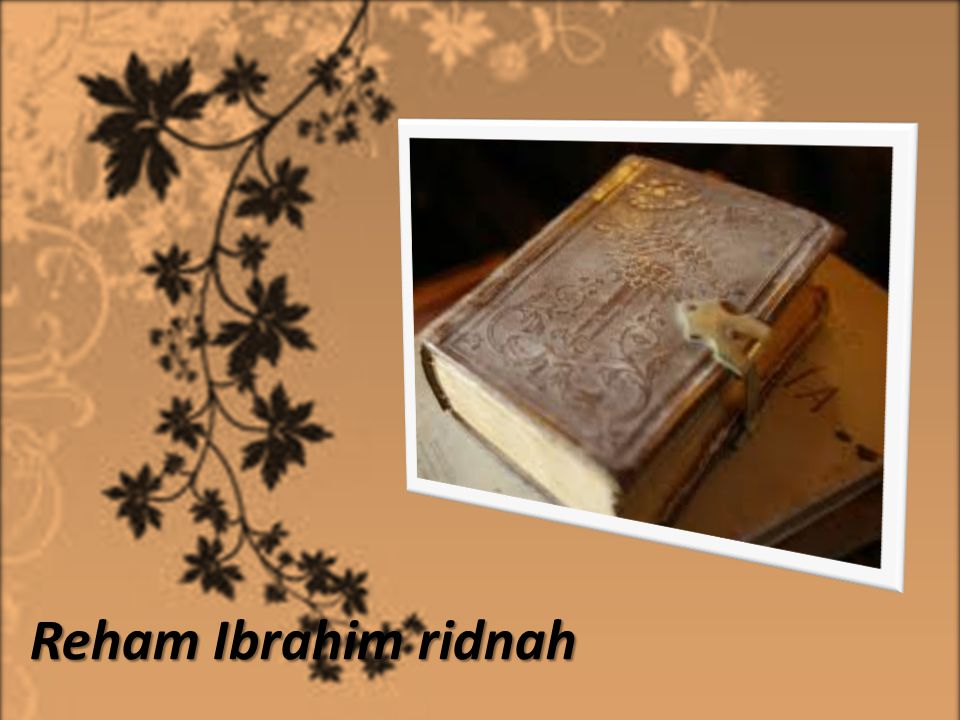 Reham Ibrahim ridnah