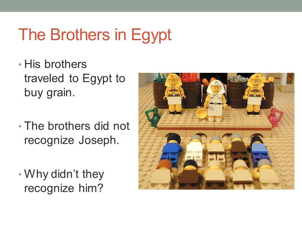 """VAYIGASH (AND HE DREW NEAR) Genesis/B'reisheet 44:18 – 47:27 """"Joseph Understands God's Purpose"""""""