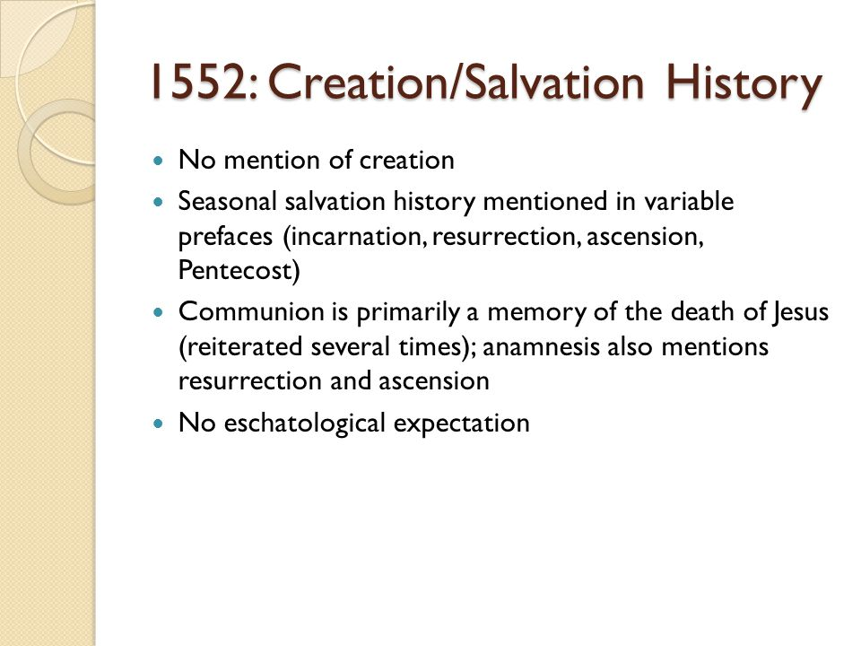"""1552: Sacrifice Jesus's death is """"one oblation once offered, a full, perfect, and sufficient sacrifice, oblation, and satisfaction, for the sins of th"""