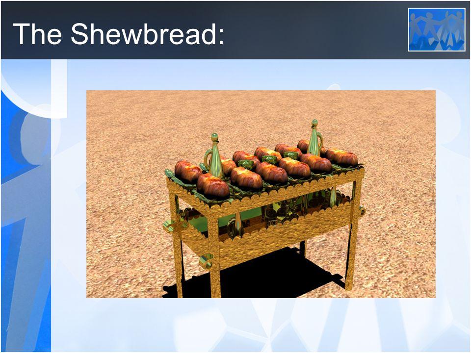 The Shewbread: