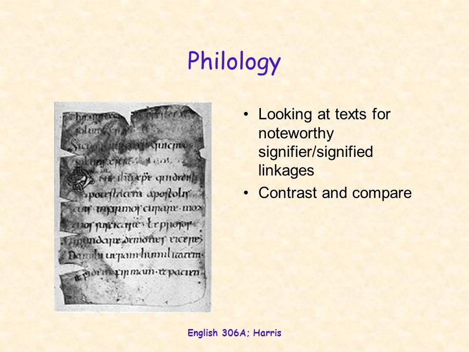 English 306A; Harris Reconstruction Contrast and compare Proto-languages Language families Indo-European Pre-Indo-European Origins Lexical theories La