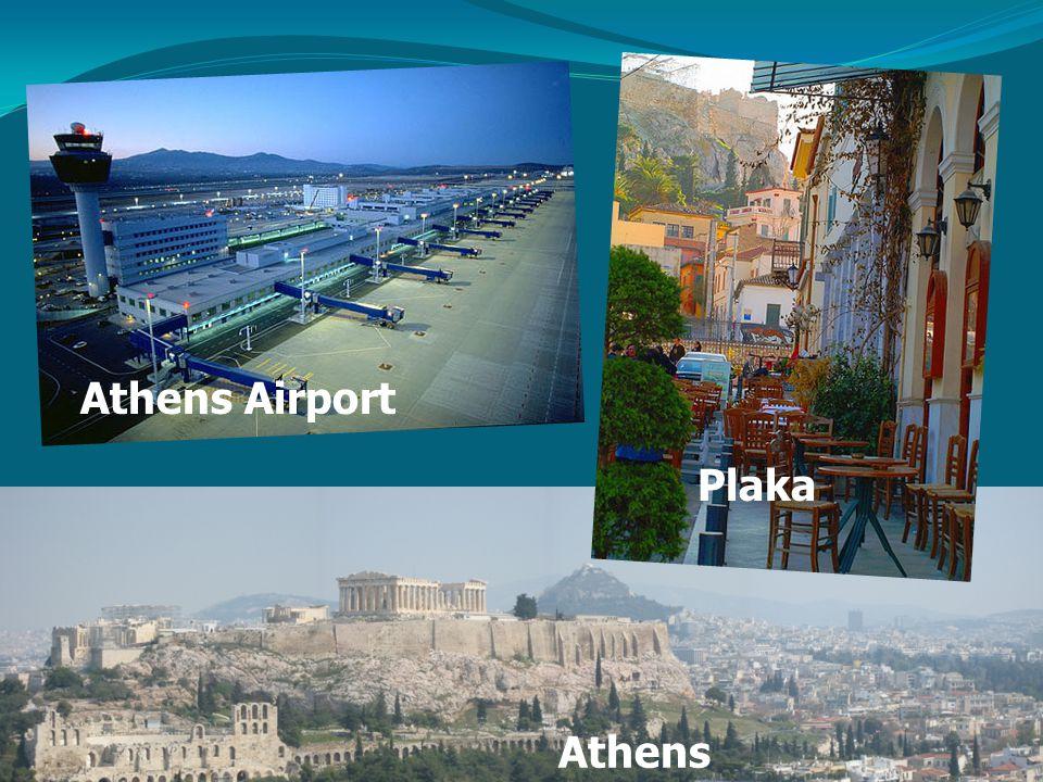 Athens Airport Athens Plaka