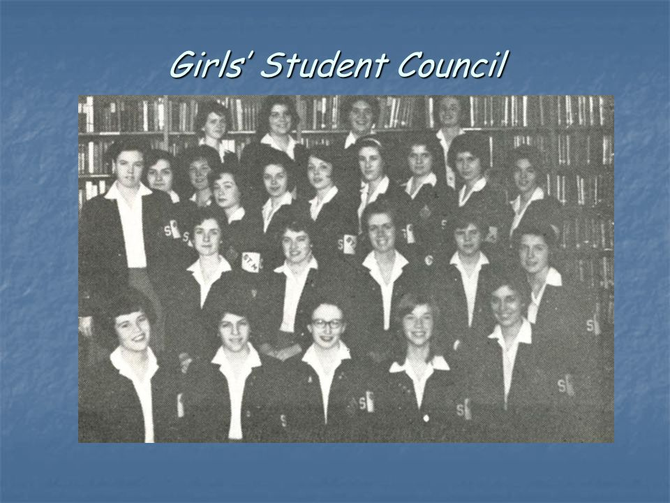 Girls' Student Council
