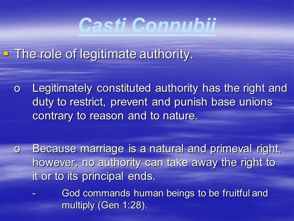 Casti Connubii II.Blessings and Benefits of Matrimony.