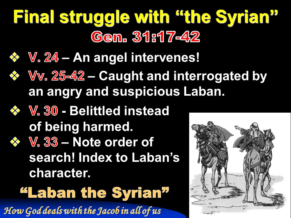 Final struggle with the Syrian