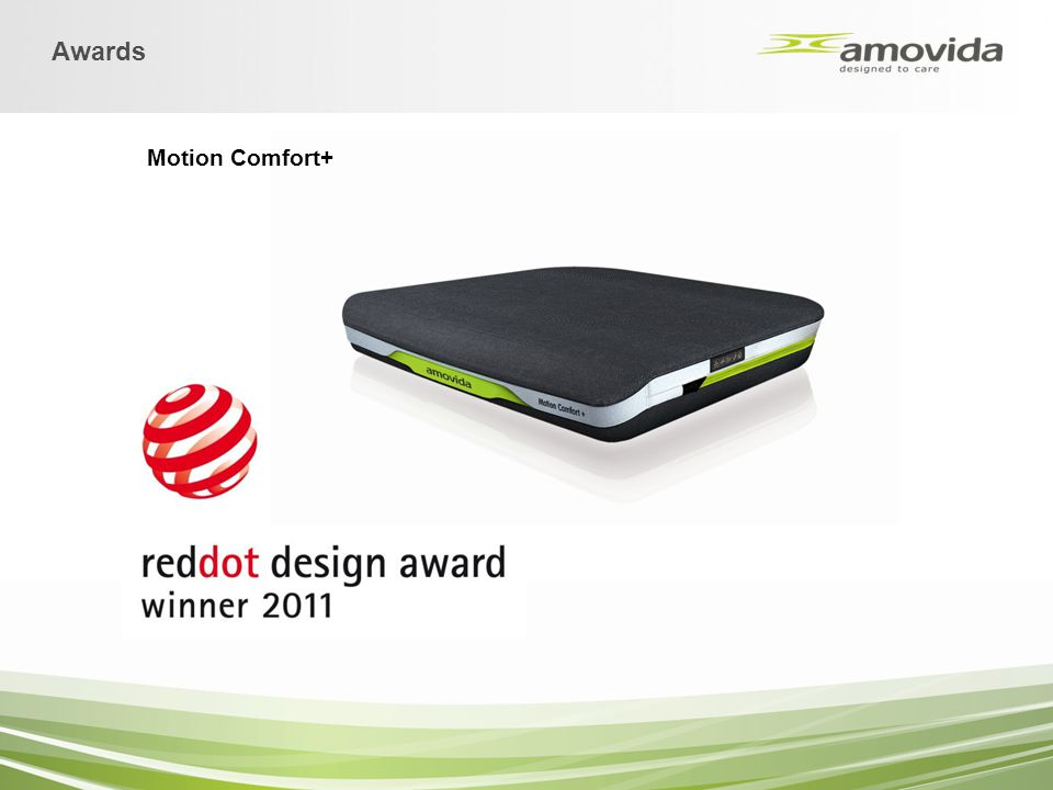 Motion Comfort+ Awards