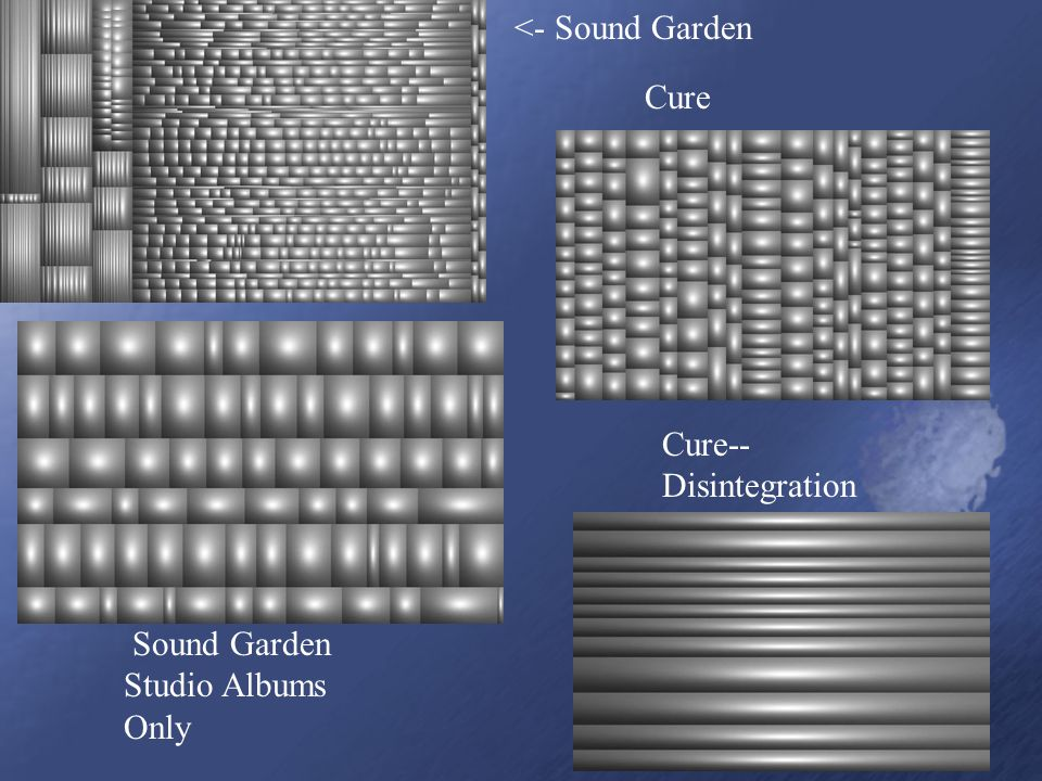 <- Sound Garden Sound Garden Studio Albums Only Cure Cure-- Disintegration