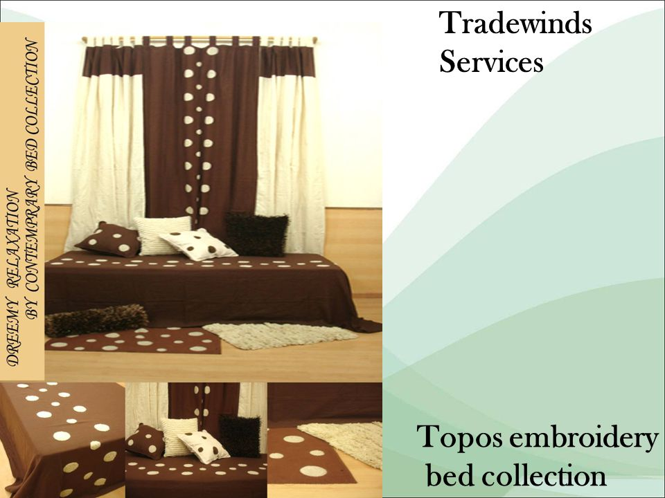 Vintage naturals bed story Tradewinds Services