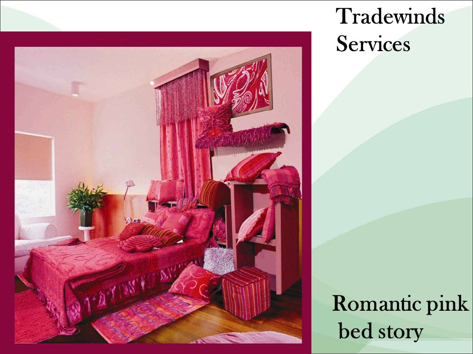 Rocking rock living bed collection Tradewinds Services
