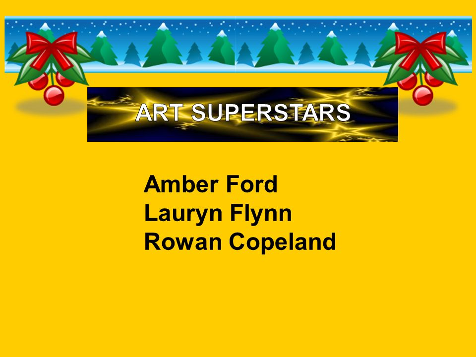 Amber Ford Lauryn Flynn Rowan Copeland