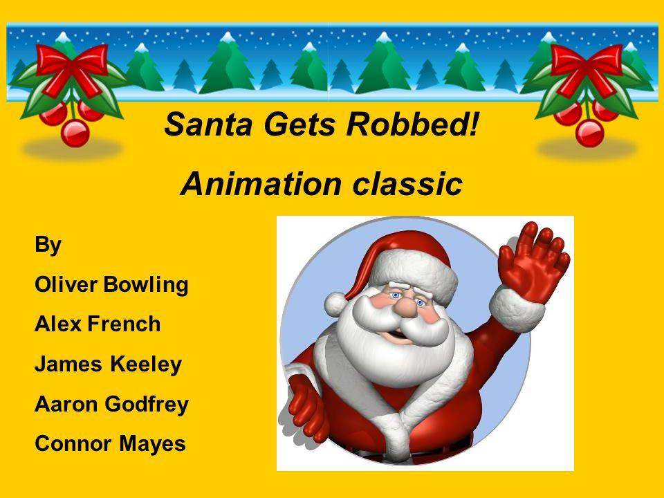 Santa Gets Robbed.