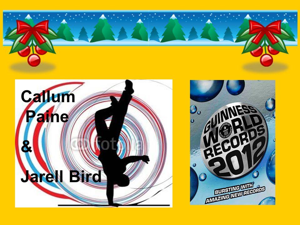Callum Paine & Jarell Bird