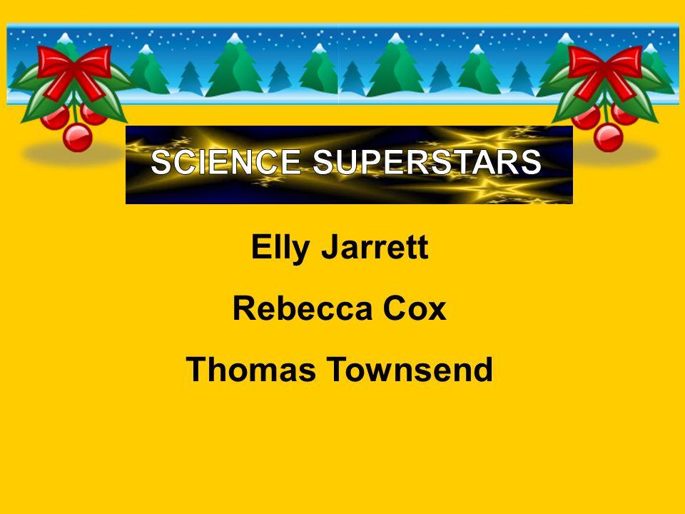 Elly Jarrett Rebecca Cox Thomas Townsend