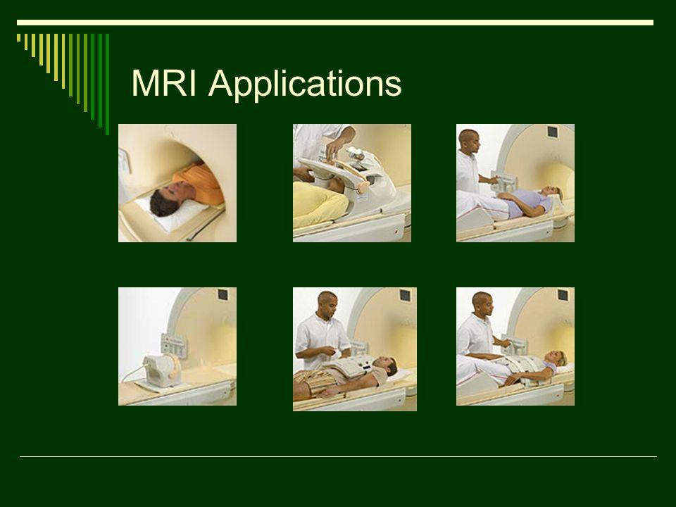 MRI Applications