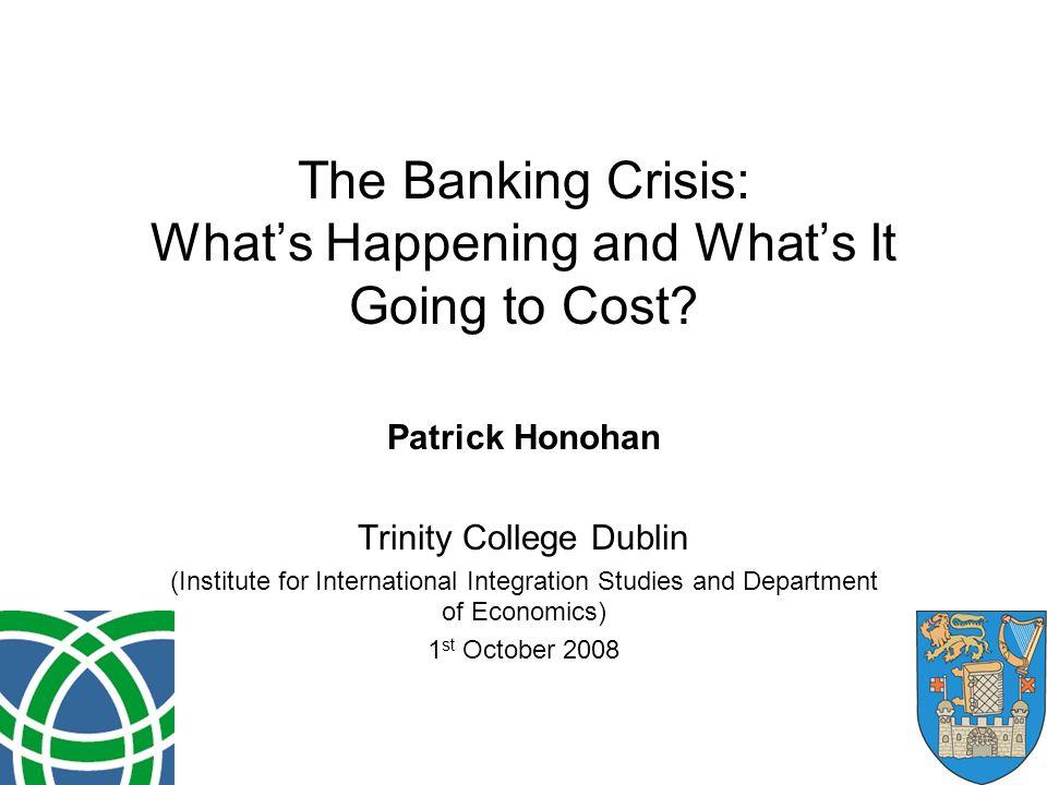 Reported credit losses at big banks, 2007-8 (US$ billion)