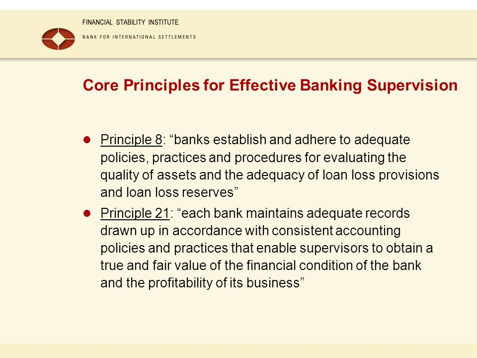 Dynamic Provisioning: Issues and Application How do banks price loans.
