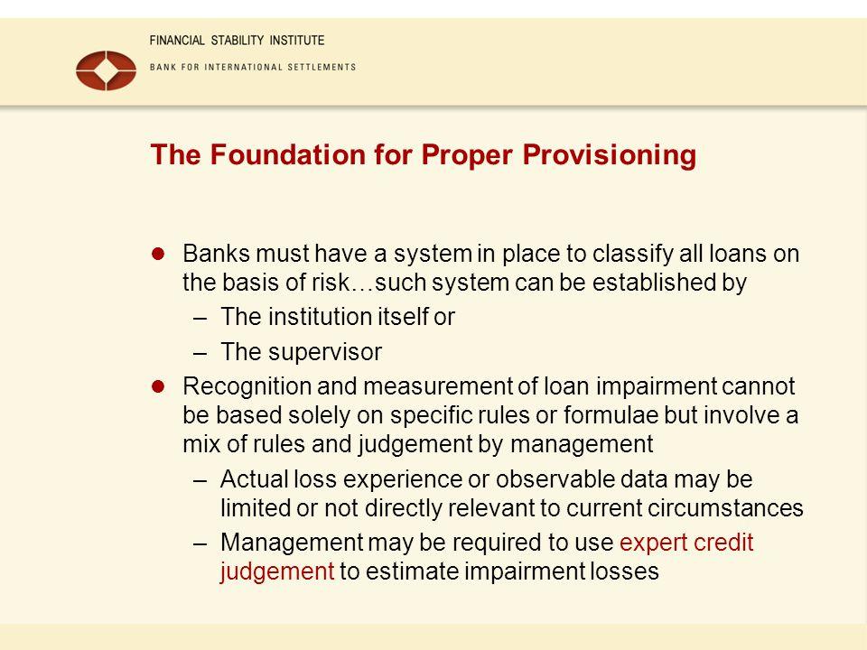 Financial Stability Institute Jason George jason.george@bis.org (41 61) 280 8054