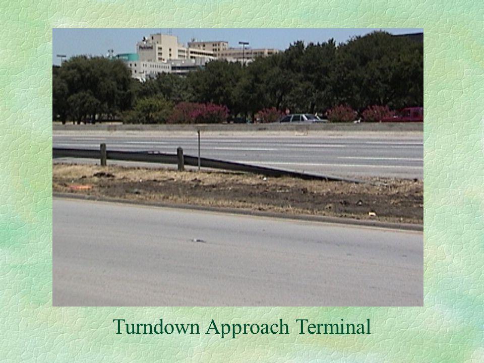 Turndown Approach Terminal