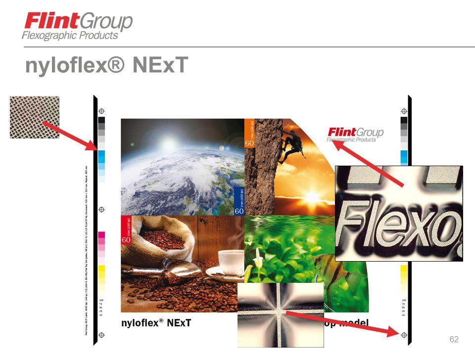 62 nyloflex® NExT