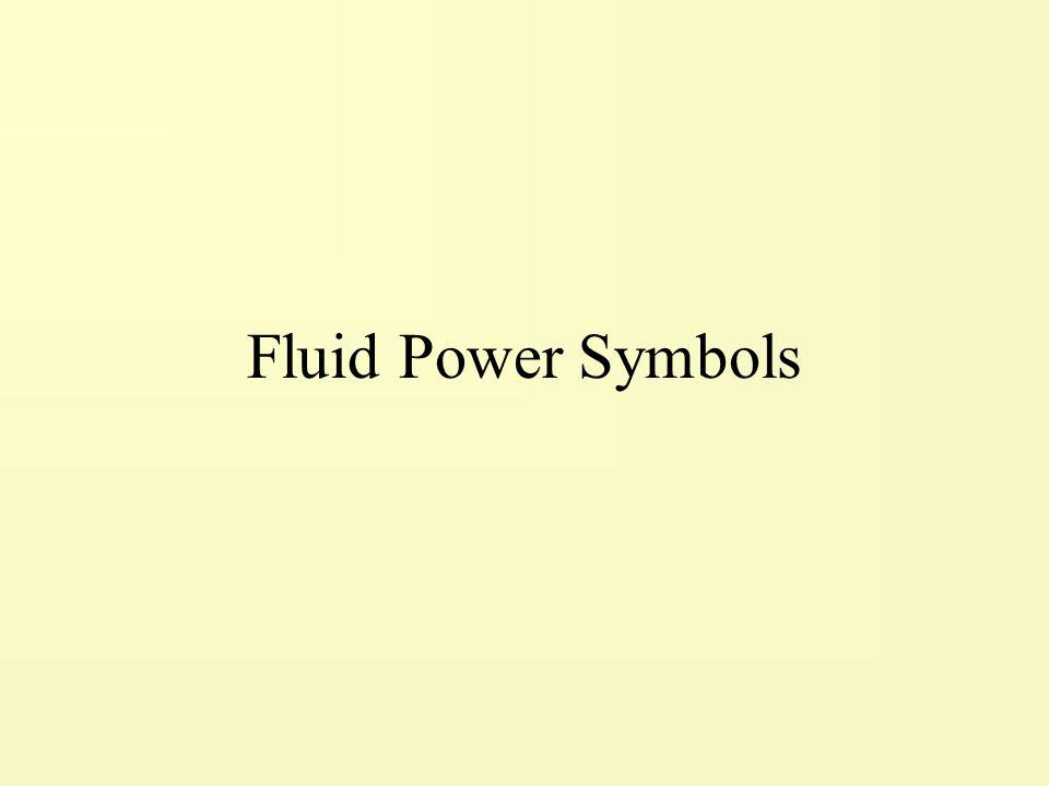 Fluid Power Symbols