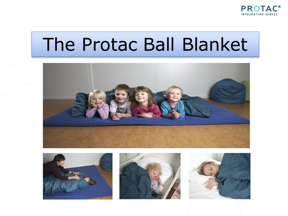 The Protac Ball Blanket