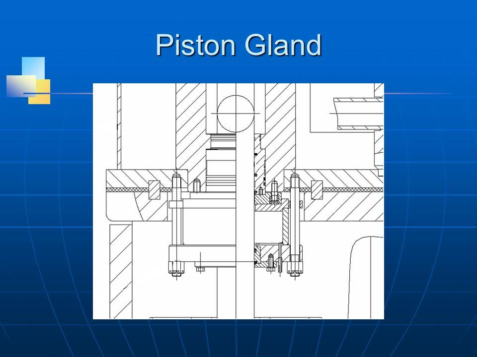 Piston Gland