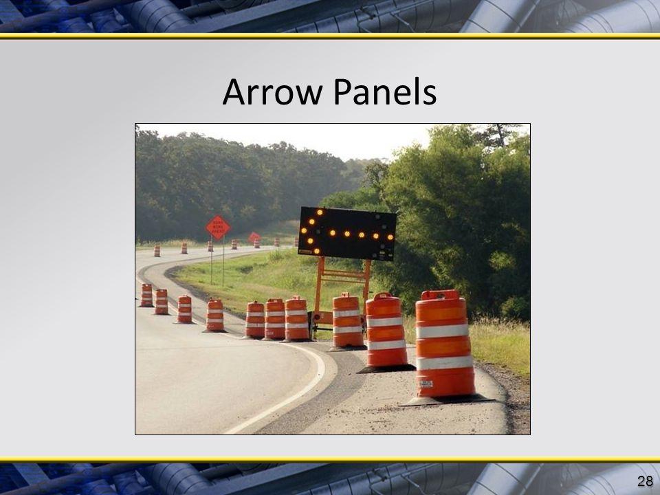Arrow Panels 28