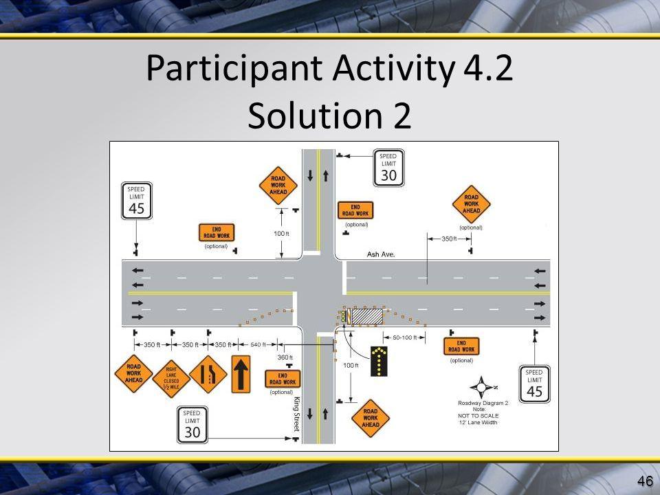 Participant Activity 4.2 Solution 2 46