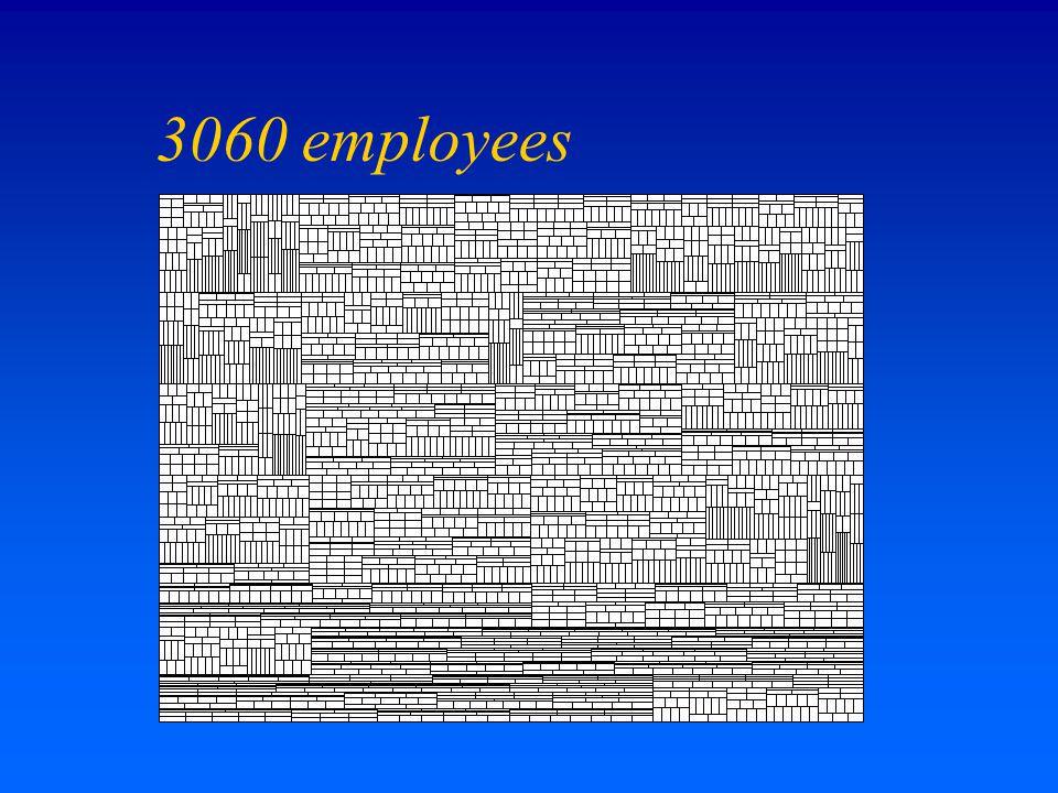 3060 employees