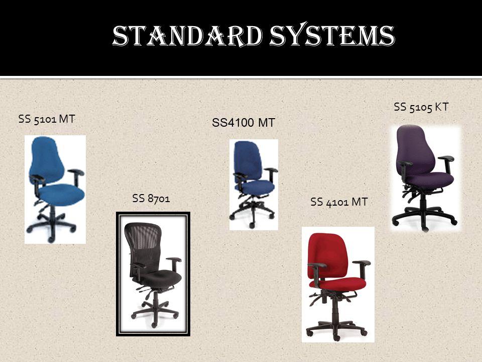Standard Systems SS 8701 SS 4101 MT SS 5105 KT SS 5101 MT SS4100 MT