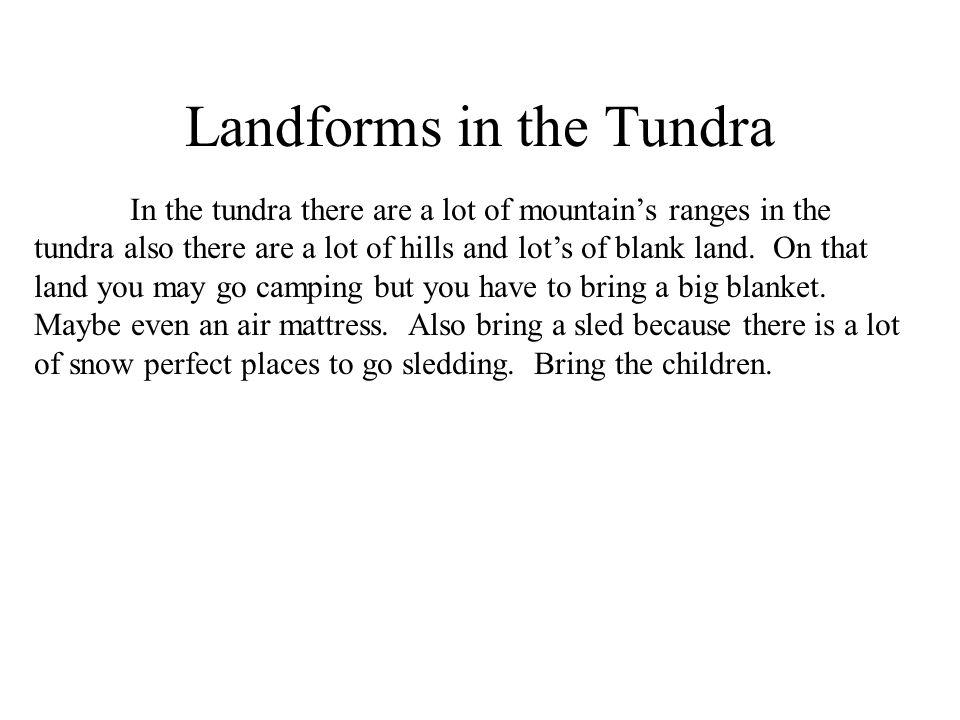 Where are the Tundra.