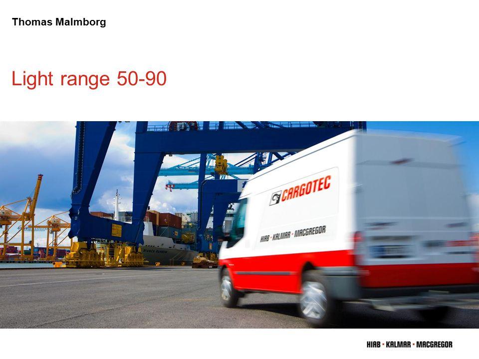 Thomas Malmborg Light range 50-90