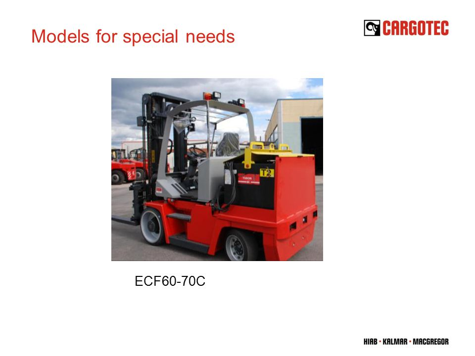 Models for special needs ECF60-70C