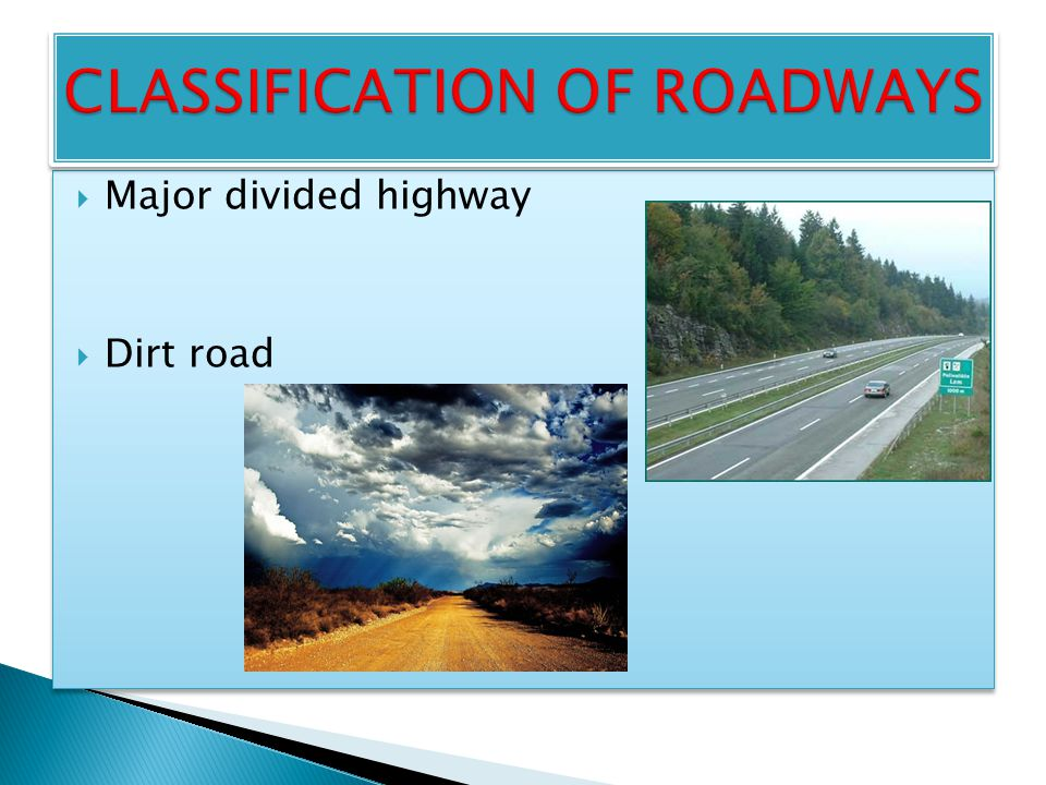  THE MAIN GOAL OF THE HIGHWAY TRANSPORTATION SYSTEM IS TO MOVE PEOPLE AND GOODS FROM ONE PLACE TO ANOTHER AS SAFELY AS POSSIBLE.