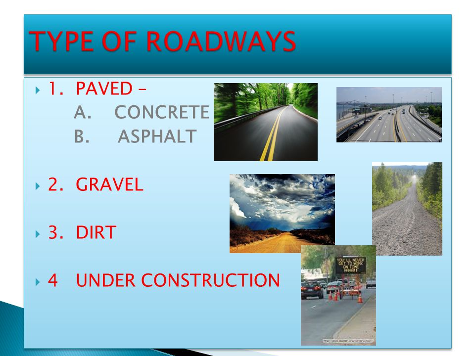  A – STANDS FOR ASSESS  IDENTIFY OR LOCATE POTENTIAL THREATS (ROADWAY FEATURES) TAKE NOTICE OF HAZARDS THAT COULD CAUSE YOU TROUBLE.