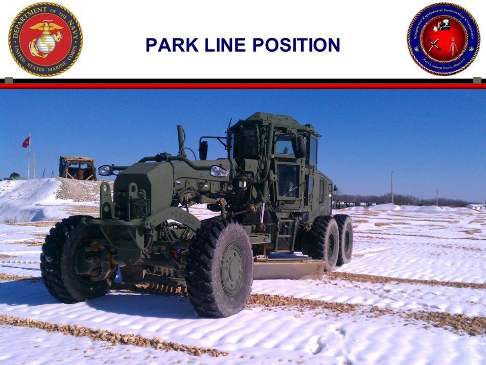 71 PARK LINE POSITION