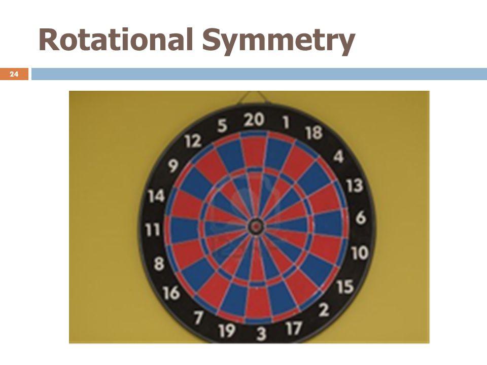 Rotational Symmetry 24