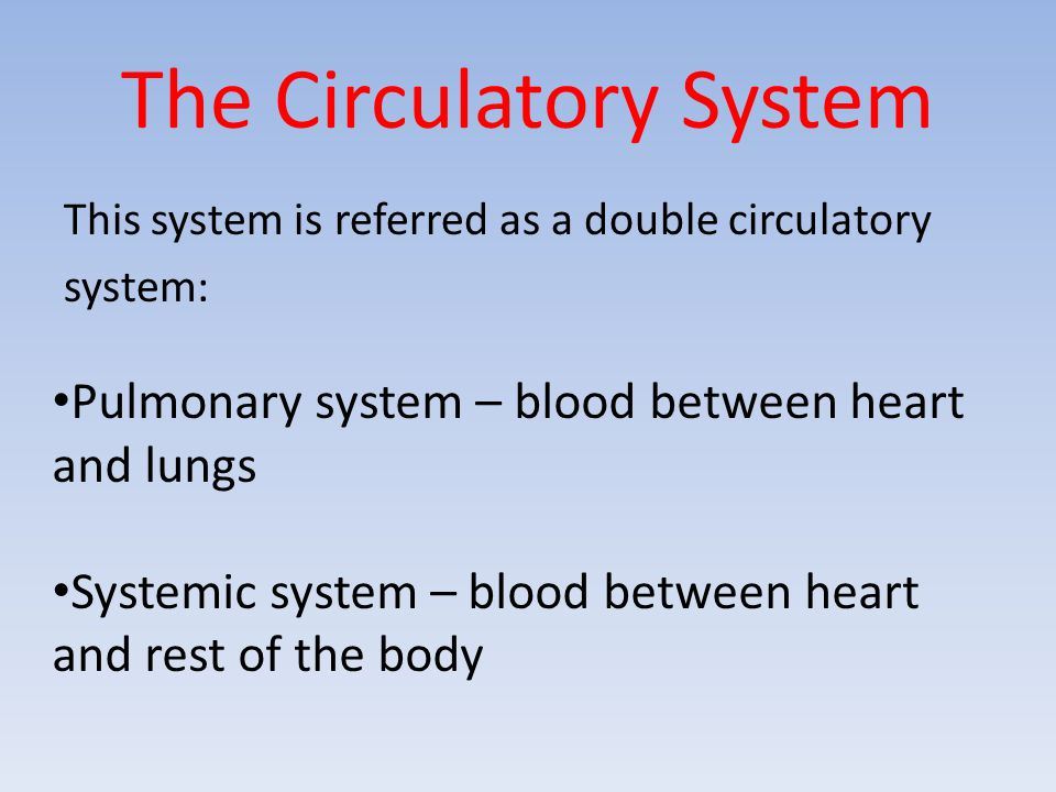 Venous return mechanism's The pressure of blood in the veins is too low to push blood back to the heart.