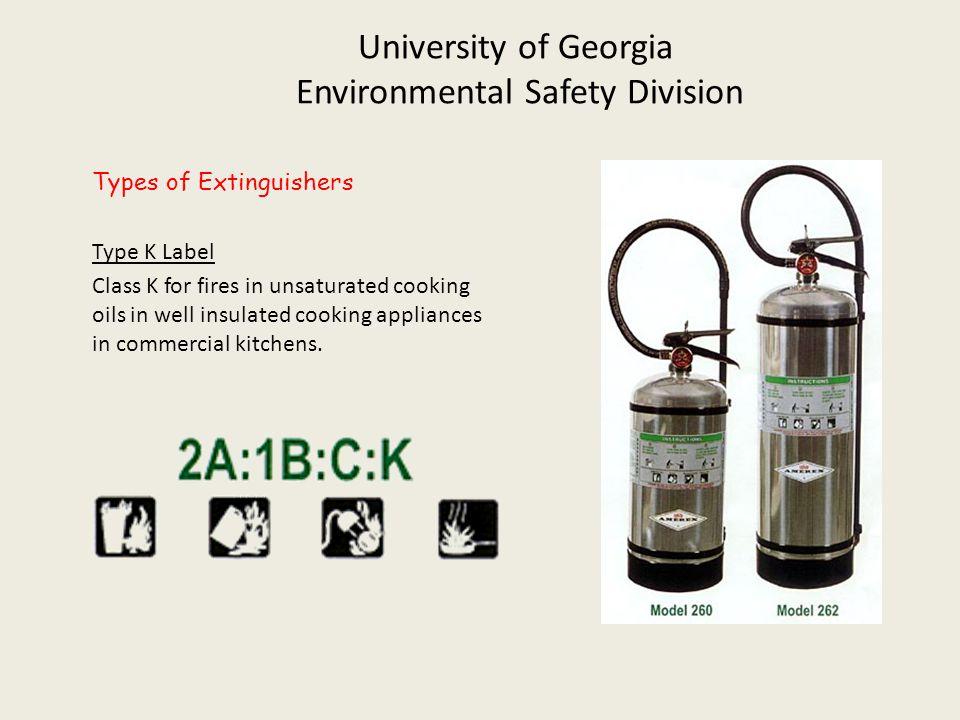 Characteristics Water extinguisher 30-40 ft.60 sec.