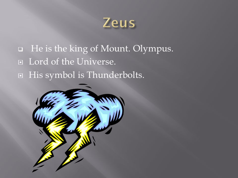  Queen of Mount.Olympus.  Her symbol is the small staff and the peacock.