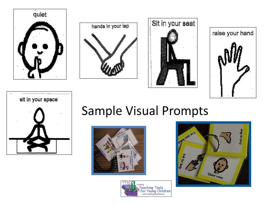 Sample Visual Prompts