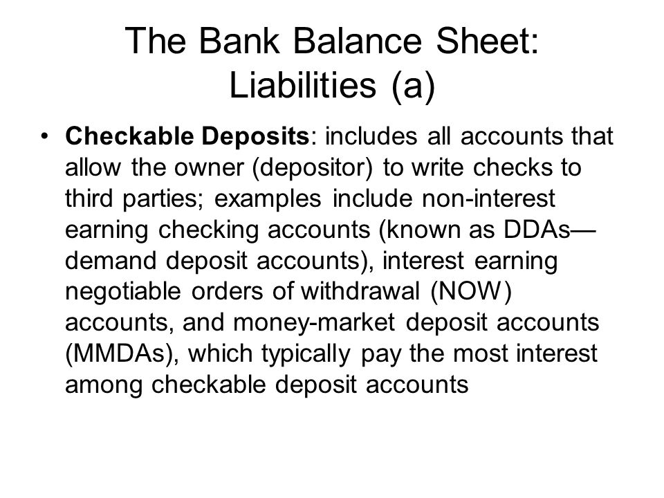Capital Adequacy Management 1.Bank capital is a cushion that prevents bank failure.