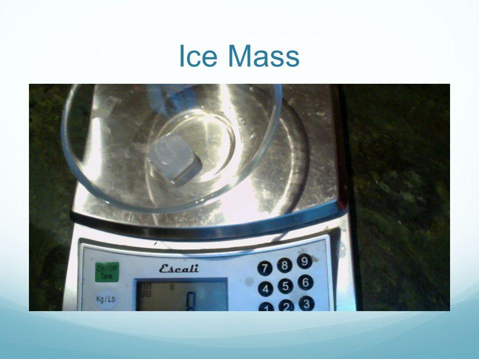 Ice Mass