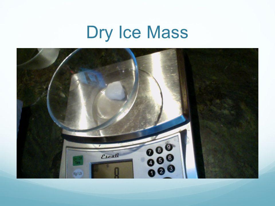 Dry Ice Mass