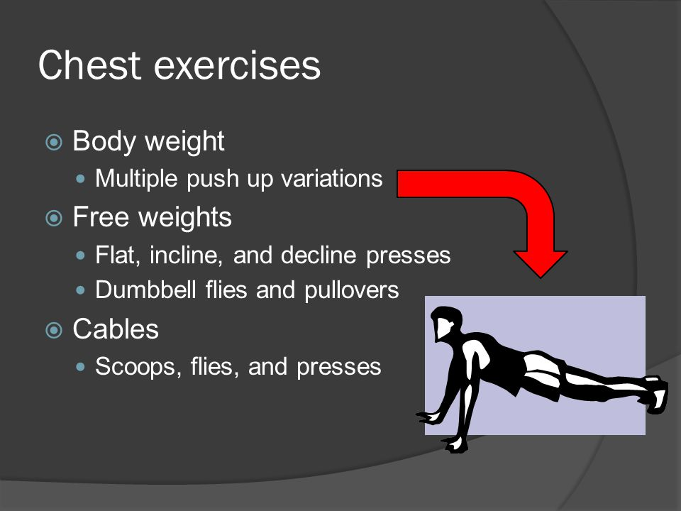 Warm up  Get your blood flowing  Perform at least 5 to 10 minutes on Treadmill Elliptical Stationary bike Jump rope  Perform active stretches  Warming up helps prevent injury