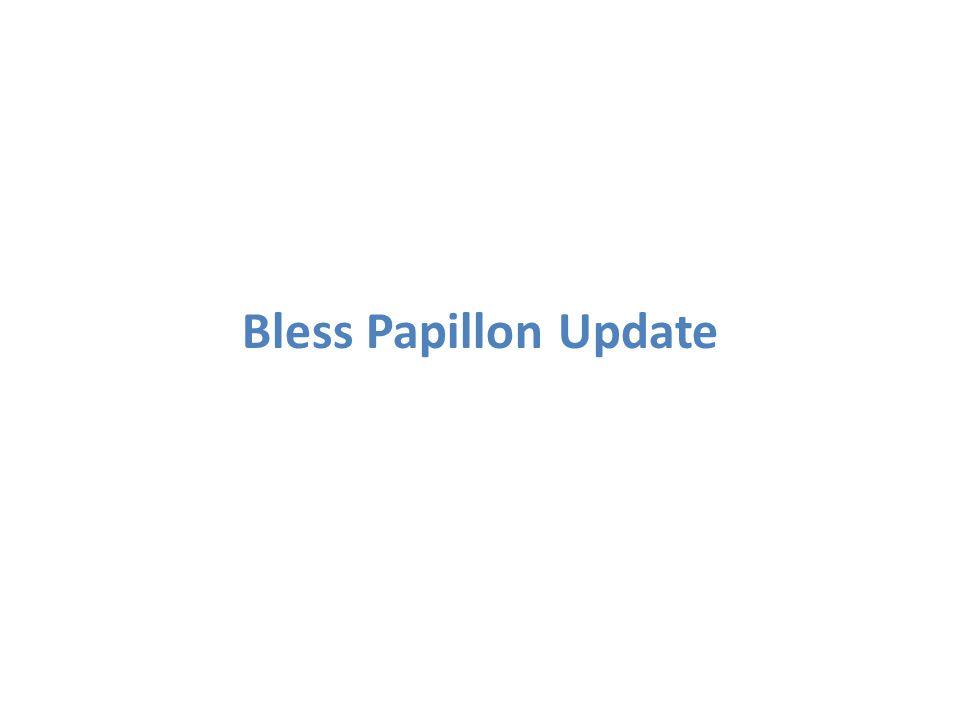 Bless Papillon Update