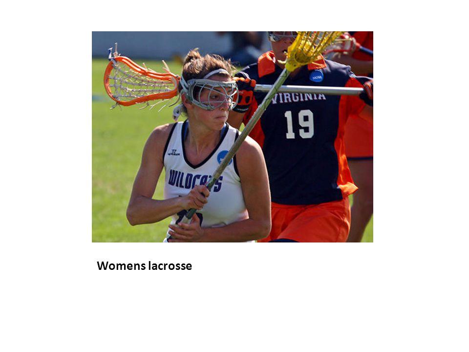 Womens lacrosse